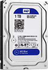 Внешний жесткий диск Western Digital Original SATA-III 1Tb WD10EZRZ Blue (5400rpm) 64Mb 3.5